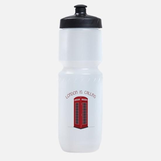 London is Calling Sports Bottle