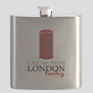 Call Me From London Flask