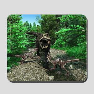 Tyrannosaurus Rex 4 Mousepad