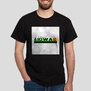 Its Better in Iowa Dark T-Shirt