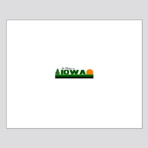 Its Better in Iowa Small Poster