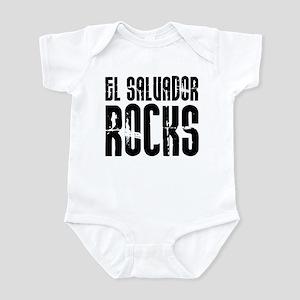 El Salvador Rocks Infant Bodysuit