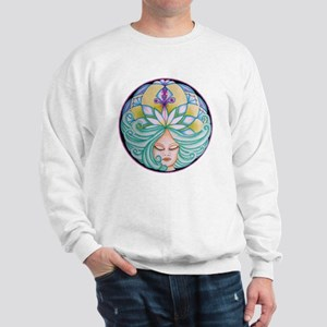 Priest Mandala Sweatshirt