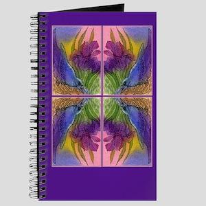 CROW and Iris Garden Journal