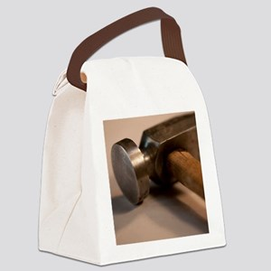 Cobblers Hammer  Canvas Lunch Bag
