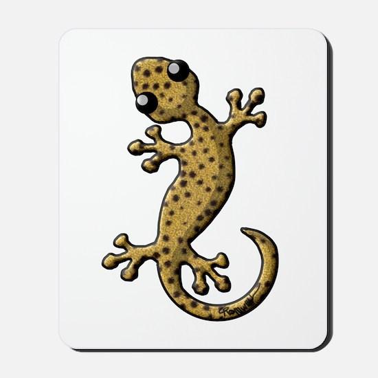Cheetah Spots Mousepad