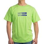 Oahu Choral Society Green T-Shirt