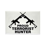 Proud Terrorist Hunter Rectangle Magnet (10 pack)