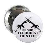 Proud Terrorist Hunter Button