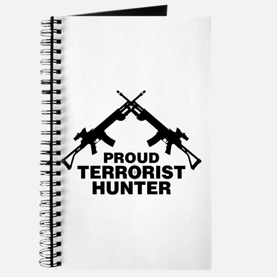 Proud Terrorist Hunter Journal