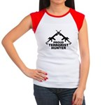 Proud Terrorist Hunter Women's Cap Sleeve T-Shirt