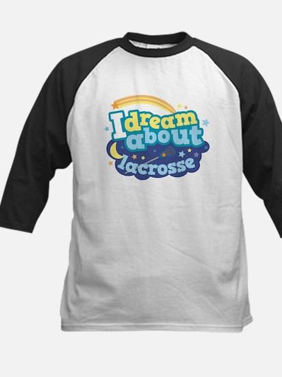 Lacrosse Sports dream Kids Baseball Jersey