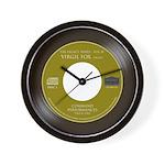 Legacy IV Wall Clock