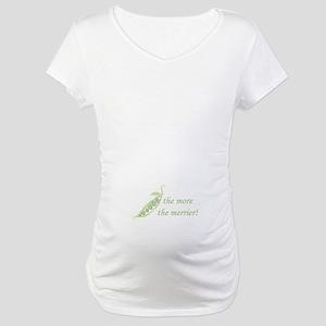 Mom2Be Multiple Peas T-Shirt