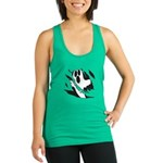Ghost Racerback Tank Top