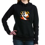 Ghost Women's Hooded Sweatshirt