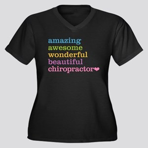 Amazing Chiropractor Plus Size T-Shirt