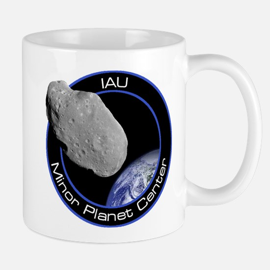 Minor Planet Center Mug Mugs