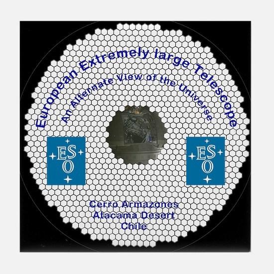 EELT Tile Coaster
