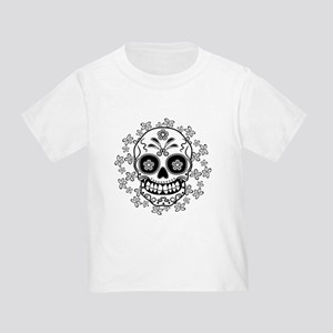 Sugar Skull Toddler T-Shirt