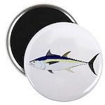 Longtail Tuna Magnets