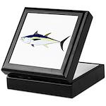Longtail Tuna Keepsake Box