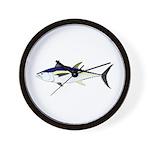 Longtail Tuna Wall Clock
