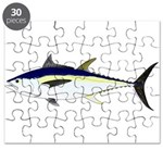 Longtail Tuna Puzzle