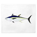 Longtail Tuna King Duvet