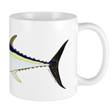 Longtail Tuna c Mugs