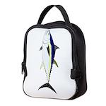 Longtail Tuna c Neoprene Lunch Bag