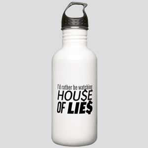 House of Lies Stainless Water Bottle 1.0L