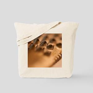 Golden Rasp File Tote Bag