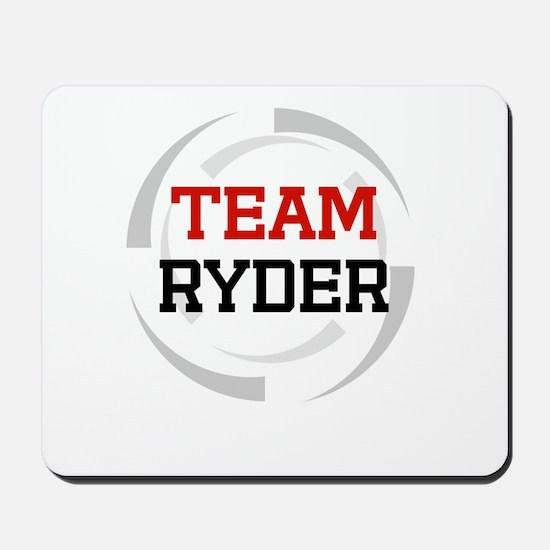 Ryder Mousepad