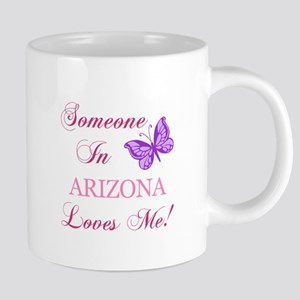 Arizona State (Butterfly) Mugs