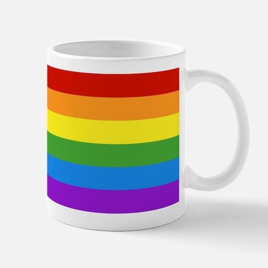 Unique Gay pride Mug