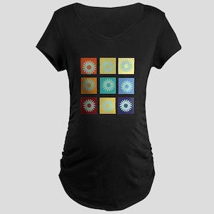 My Bright Photo Gallery Maternity Dark T-Shirt