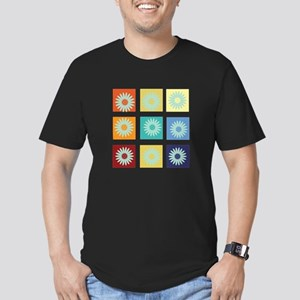 My Bright Photo Galler Men's Fitted T-Shirt (dark)
