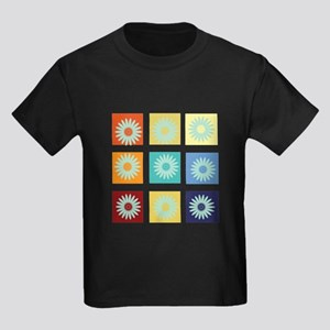 My Bright Photo Gallery Kids Dark T-Shirt