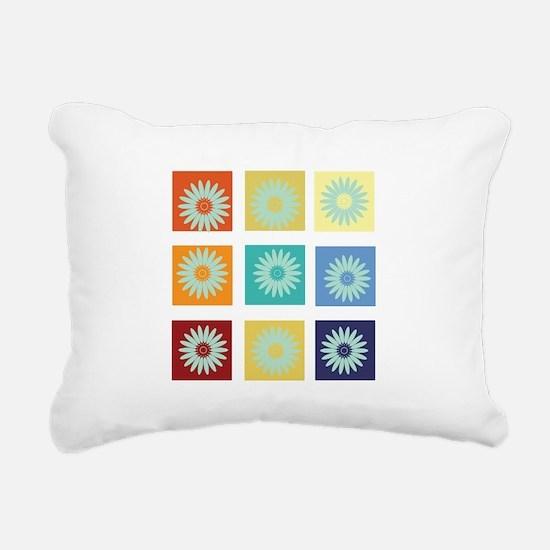 My Bright Photo Gallery Rectangular Canvas Pillow