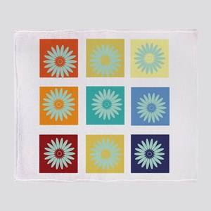 My Bright Photo Gallery Throw Blanket