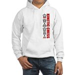 Kinetic Chess hooded jiu jitsu sweatshirt