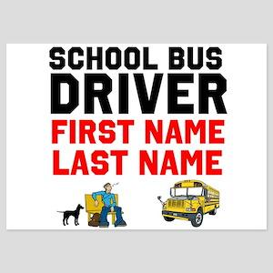School Bus Driver Invitations