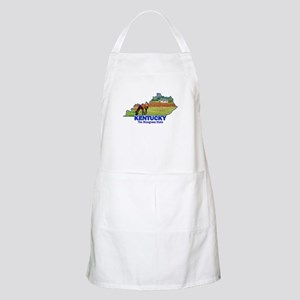 Kentucky . . . The Bluegrass BBQ Apron
