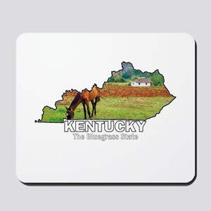 Kentucky . . . The Bluegrass Mousepad