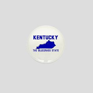 Kentucky . . . The Bluegrass Mini Button