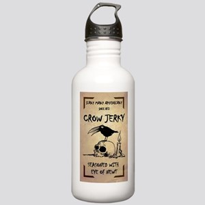 CROW JERKY Stainless Water Bottle 1.0L