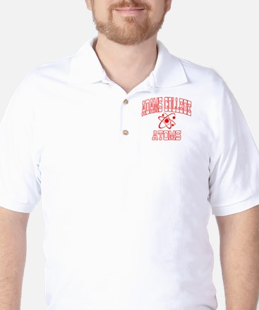 ntadamscollege Golf Shirt