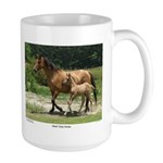 Marsh Tacky Horses Mugs
