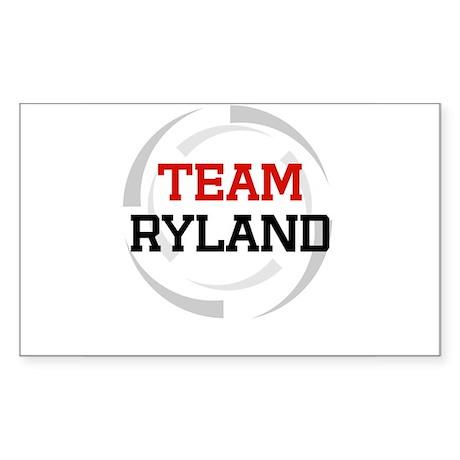 Ryland Rectangle Sticker